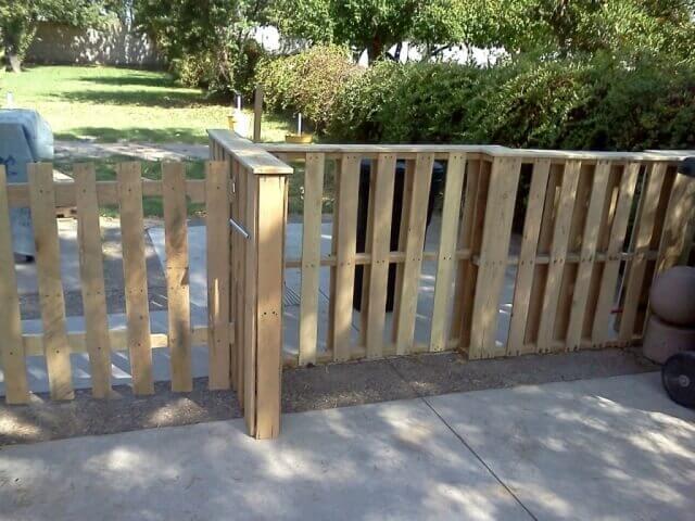 cheap dog fence idea 03