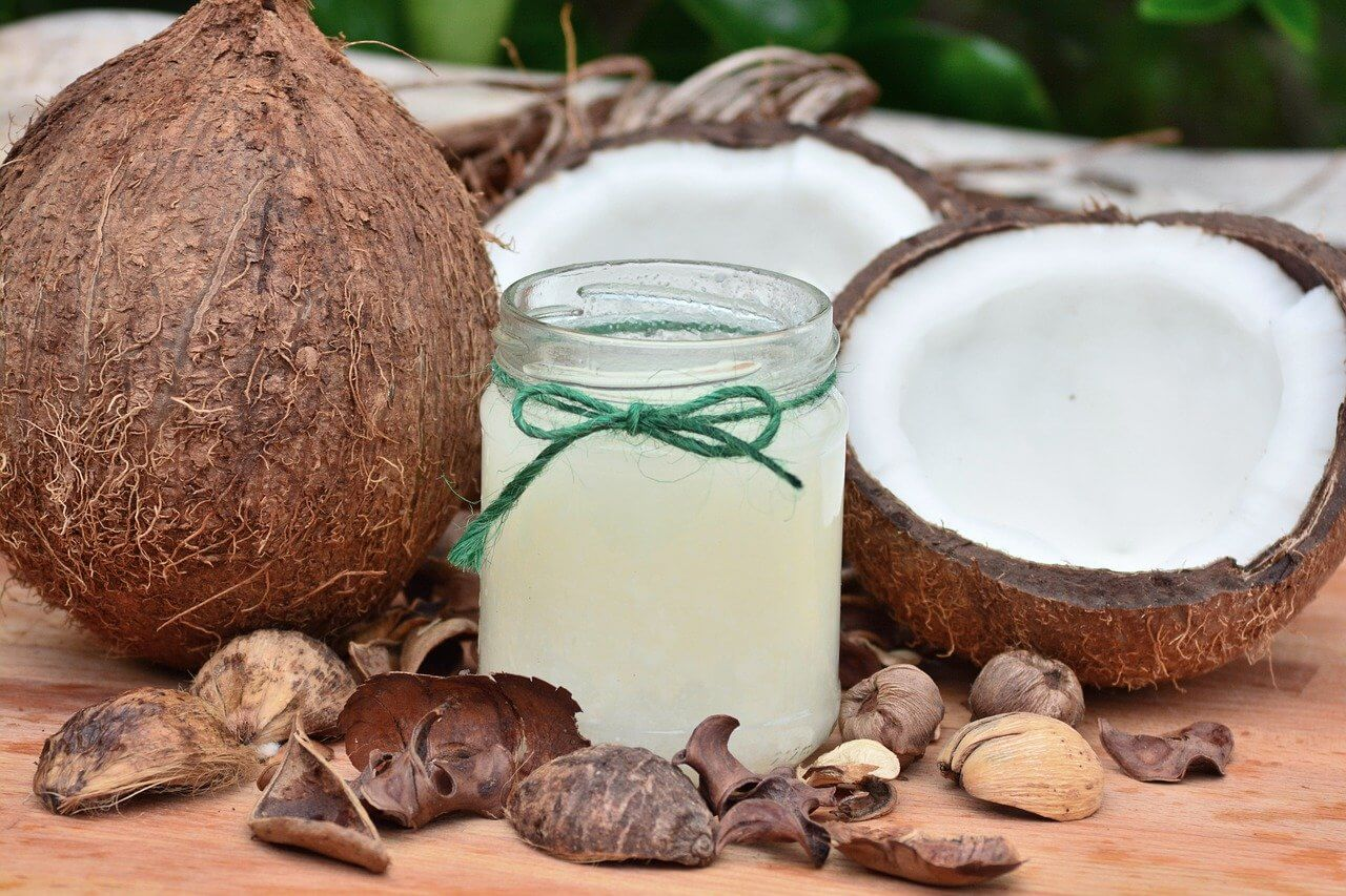 How can I get my dog to eat coconut oil